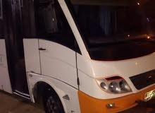 باص ميتسوبيشي 33 راكب للايجار بسعر مناسب