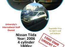 Nissan Tiida 2006