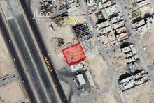 أرض للإيجار في طريق صلبوخ ، حي حطين ، الرياض