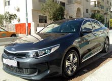 Automatic Black Kia 2017 for sale