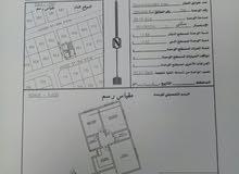 الطابق الارضي مجلس وغرف2وحمام2 ومطبخ