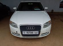 White Audi A4 2007 for sale