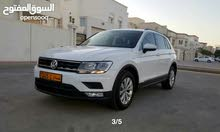 Volkswagen Tiguan car for sale 2017 in Muscat city