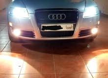 اودي أ6 2007 3.2 رباعي Audi A6 3.2 2007 quattro