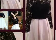 فستان مقاس l-xl