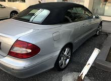 Mercedes Benz SLK 350 car for sale 2007 in Farwaniya city