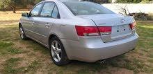 Silver Hyundai Sonata 2007 for sale