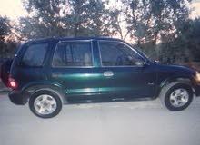 كيا سبورتج 2000
