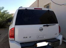 White Nissan Armada 2006 for sale