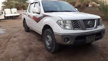 2012 Used Navara with Manual transmission is available for sale