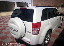 Suzuki Grand Vitara 2013 For sale - White color
