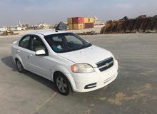 Chevrolet Aveo car for sale 2010 in Benghazi city