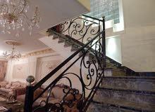 شقة دوبلكس مساحة كبيرة 200م ومطلات مفتوحة بحى راقي
