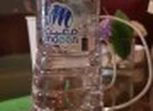 مياه معين مياه شرب معباه للبيع بالجمله بالقصيم
