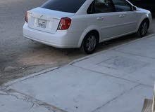 Chevrolet Optra 2013 For sale - White color