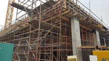 مقاول بناء هيكل عضم 0545715654