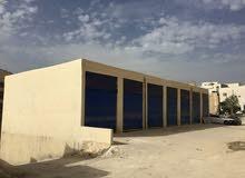 محلات صناعات خفيفه للايجار