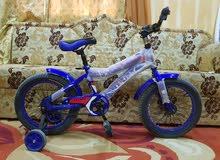 دراجه هوائيه  جديده للبيع