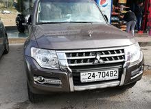 For sale 2016 Brown Pajero