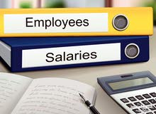 برنامج حساب رواتب الموظفين على برنامج اكسل