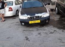 Hyundai Elantra 2003 For sale - Grey color