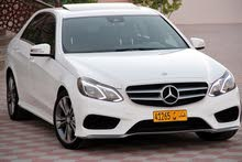 Mercedes Benz E 350 car for sale 2015 in Barka city
