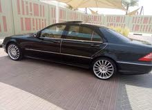 Mercedes Benz E55 AMG made in 2001 for sale