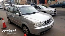 Used condition Kia Carens 2005 with 120,000 - 129,999 km mileage