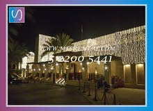 Wedding Light and Décor Rental by MES Rental