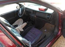 سيارة اوبل فيكترا موديل 98 للبيع