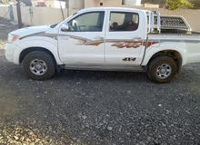 Available for sale! +200,000 km mileage Toyota Hilux 2007