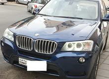 For sale 2011 Blue X3