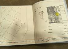 للبيع ارض سكنية في مدينة حمد مقابل الهايويه مباشره