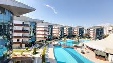 شقة للبيع في انطاليا تركيا