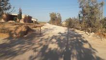 قطعة أرض للبيع غرب تقاطع بن يوسف ^الزاوية^
