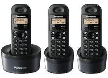 تلفونات أرضية لا سلكية نوع باناسونيك
