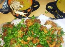 طباخ اكلات مصريه طواجن وحمام ومشكل سمين وكوارع وبط ورومى