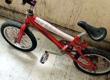 cycles for sale at jeddah blue for 150 red for 120 and both 220 sr