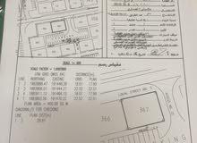 للبيع أرض 405م تجاريه بسلطنه عمان في صلاله