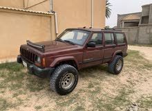 Used condition Jeep Cherokee 2001 with 140,000 - 149,999 km mileage