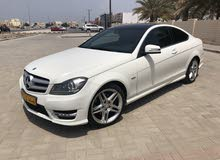 Mercedes Benz C 350 2012 For sale - White color