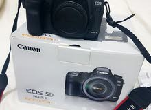 Canon 5D ii  camra - Full fream - only body weth box