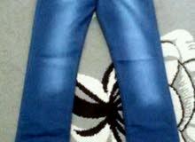 سراويل قماش (تركية خامة راقية ) & سروال جينز (ماركة gas)   & سبورت nike