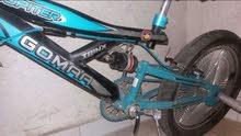 دراجة هوائية للبيع استعمال خفيف