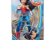 DC Super Heroes Wonder Girl Doll