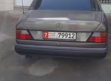 For sale Mercedes Benz E 300 car in Abu Dhabi