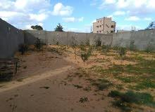 قطعة ارض للبيع بعين زارة