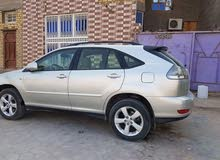 Lexus RX car is available for sale, the car is in Used condition