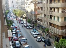 فرصه للمراكز والشركات بموقع متميز بالفجاله شارع كامل صدقى الرئيسى  بالقرب من رمسيس