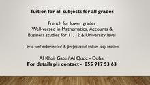 Online Tuition - Al Quoz, Dubai